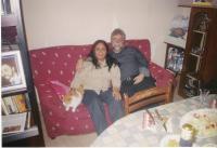en casa con Ismael y Chumino